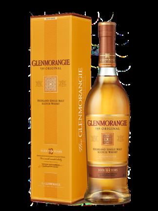 Glenmorangie 10 Year Old Original Single Malt Whisky