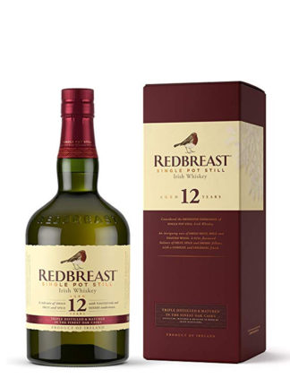Red Breast 12 Year Old Whisky