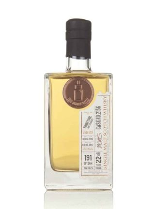 Tomintoul 22 Year Old 1995 Whisky (cask 2156) - The Single Cask
