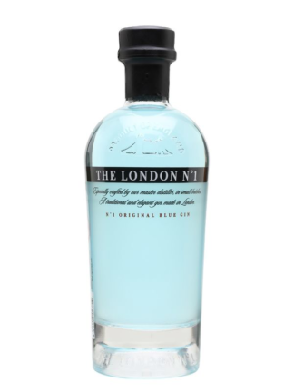 London no. 1 original blue gin