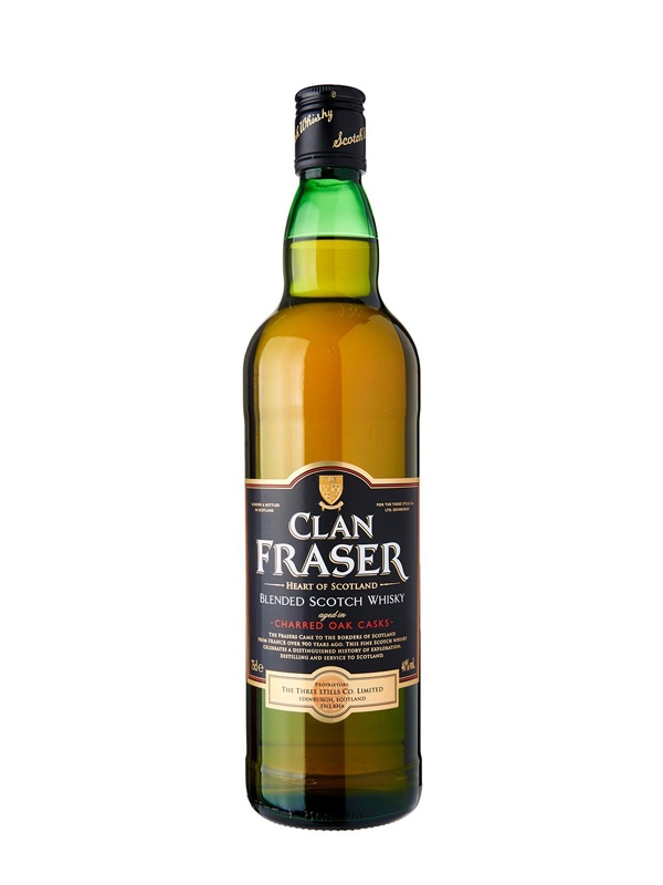 Fabriksnye Clan Fraser Blended Scotch Whisky | House of Malt XQ-23