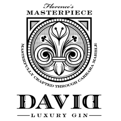 Gin David Luxury Italian Gins and Vodkas Logo
