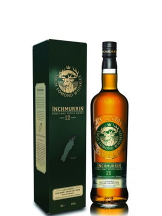 Inchmurrin 12 Year Old Single Malt Whisky