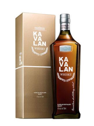 Kavalan Select SIngle Malt