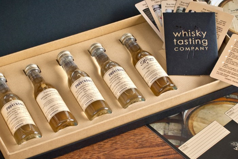 Search for the Perfect Whisky or Gin Tasting Set Gifts