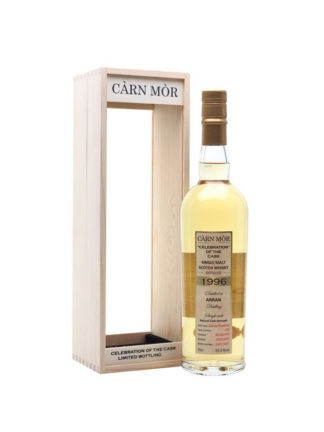Carn Mor Arran 1996 Single Malt Scotch Whisky
