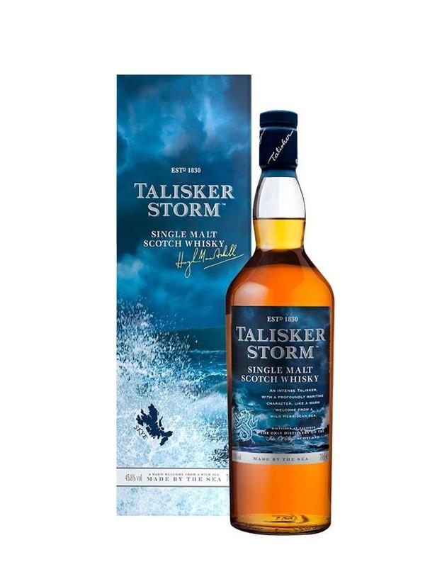 Talisker Storm Single Malt Whisky   House of Malt