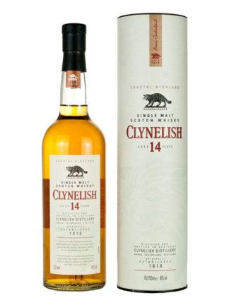Clynelish 14 Year Old Single Malt Scotch Whisky