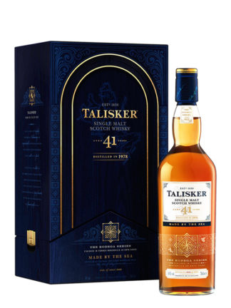 Talisker 41 Year Old Bodega