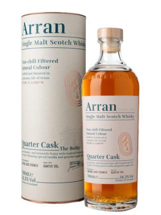 Arran Quarter Cask Single Malt Whisky