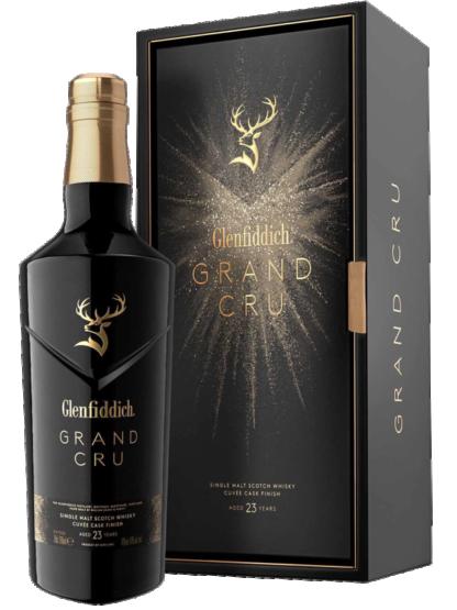 Glenfiddich Grand Cru 23 Year Old Single Malt Whisky