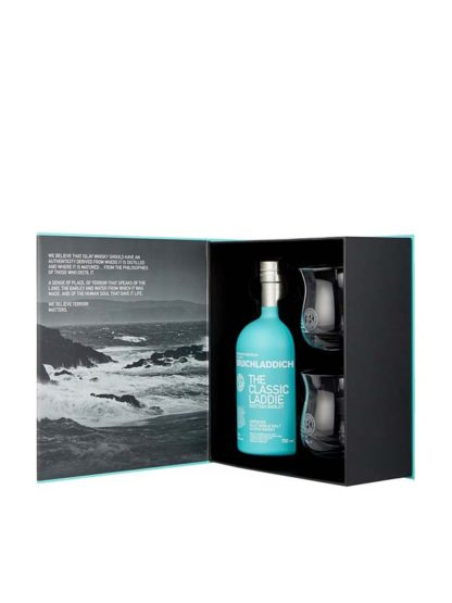 Bruichladdich The Classic Laddie Gift Pack