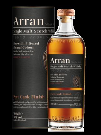 Arran Port Cask Single Malt Whisky