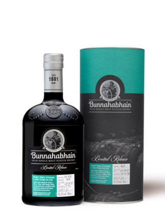 Bunnahabhain 2007 11 Year Old Port Pipe Finish