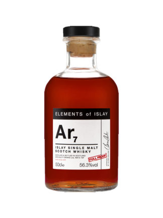 Elements Of Islay AR7 Pure Islay Single Malt Whisky