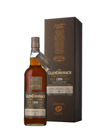 Glendronach 1990 28 Year Old Batch 17 Cask Bottling #7905
