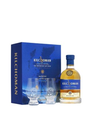 Kilchoman Machir Bay Glass Pack
