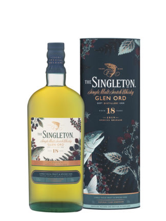 Singleton of Glen Ord 18 Diageo Special Releases 2019