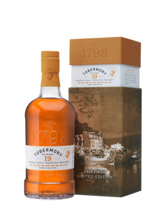 Tobermory 19 Year Old 1999 Marsala Cask Finish