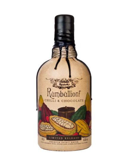 Rumbullion! Chocolate and Chilli Rum