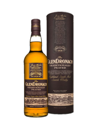 Glendronach Traditionally Peated 2019