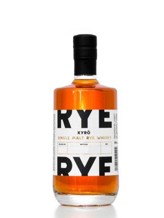 Kyro Single Malt Rye Whisky