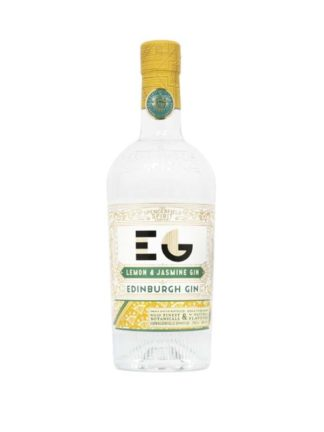 Edinburgh Lemon and Jasmine Gin