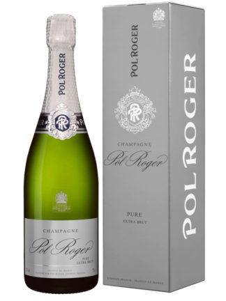 Pol Roger NV Pure Extra Brut Champagne