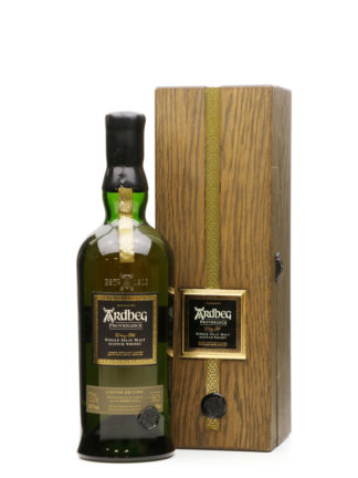 Ardbeg Provenance Limited Edition 4th Release Single Malt Whisky