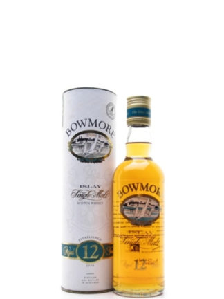 Bowmore 12 35cl Printed Label
