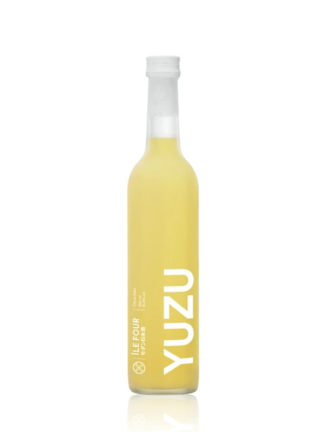 Ile Four Yuzu Lemon Sake