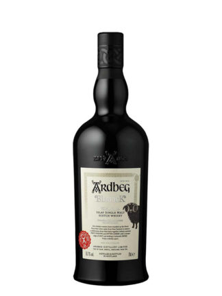 Ardbeg Blaaack Single Malt Whisky