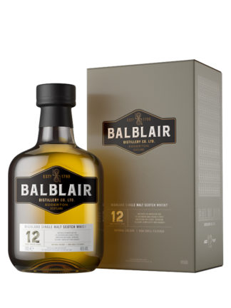 Balblair 12 Year Old Whisky