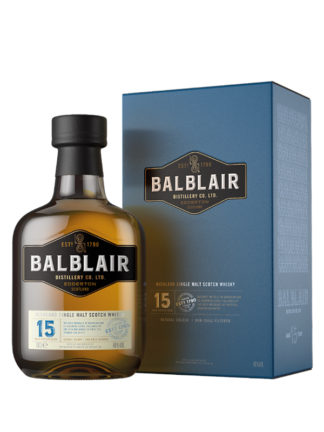 Balblair 15 Year Old Whisky