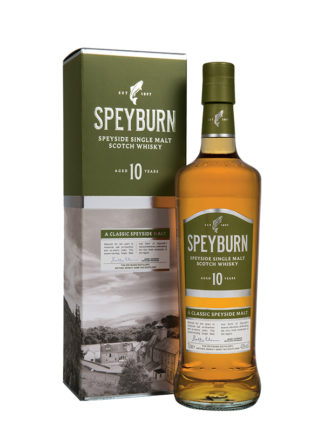 Speyburn 10 Year Old Single Malt Whisky