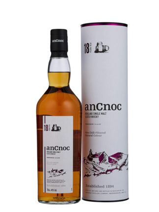 anCnoc 18 Year Old Whisky