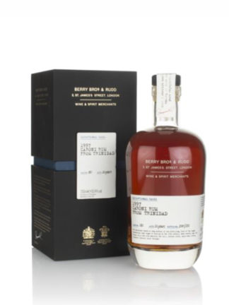 Caroni 21 Year Old 1997 (cask 181) - Exceptional Casks (Berry Bros. & Rudd)