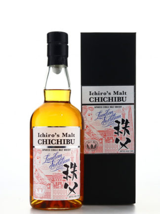 Chichibu London Edition 2019 Japanese Single Malt Whisky