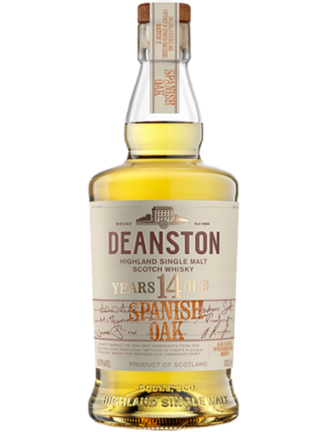 Deanston 14 Year Old Spanish Oak Batch 2 Single Malt Whisky