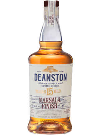 Deanston 15 Year Old Marsala 2002 Cask Single Malt Whisky