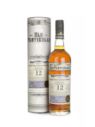 Douglas Laing Old Particular Ledaig 12 Year Old Single Malt Whisky