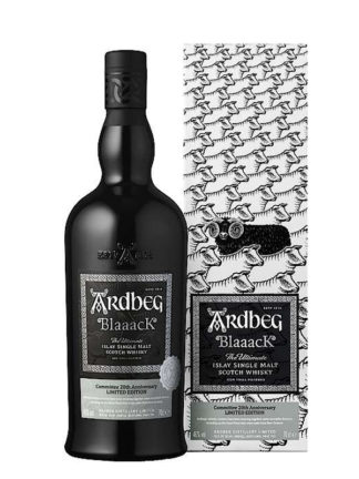 Ardbeg Blaaack Day 2020 Single Malt Whisky