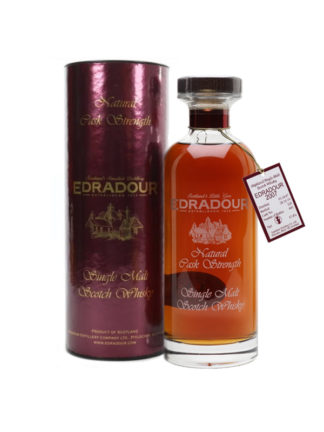 Edradour 2007 Natural Cask Strength