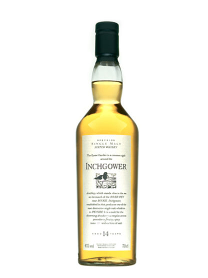 Inchgower 14 Year Old Single Malt Whisky