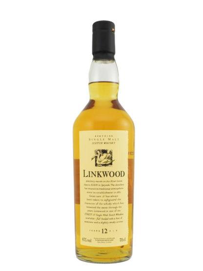 Linkwood 12 Year Old Single Malt Whisky