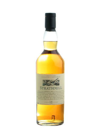Strathmill 12 Year Old Single Malt Whisky