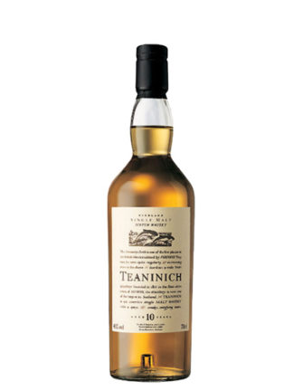 Teaninch 10 Year Old Single Malt Whisky