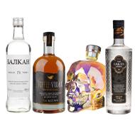 View Our Range of Premium Vodkas, Vodka Liqueurs, Flavoured Vodkas and Much More