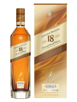 Johnnie Walker 18 Year Old Blended Whisky