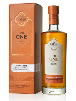 The Lakes Distillery The One Orange Wine Cask Blended Whisky
